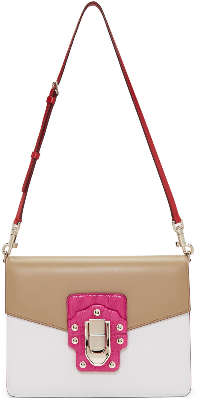 Dolce and Gabbana Multicolor Lucia Bag