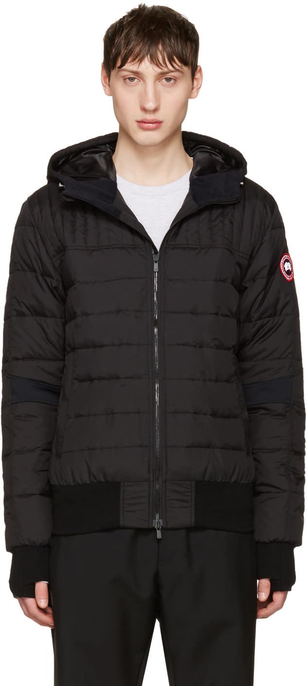 Canada Goose Black Down Cabri Jacket
