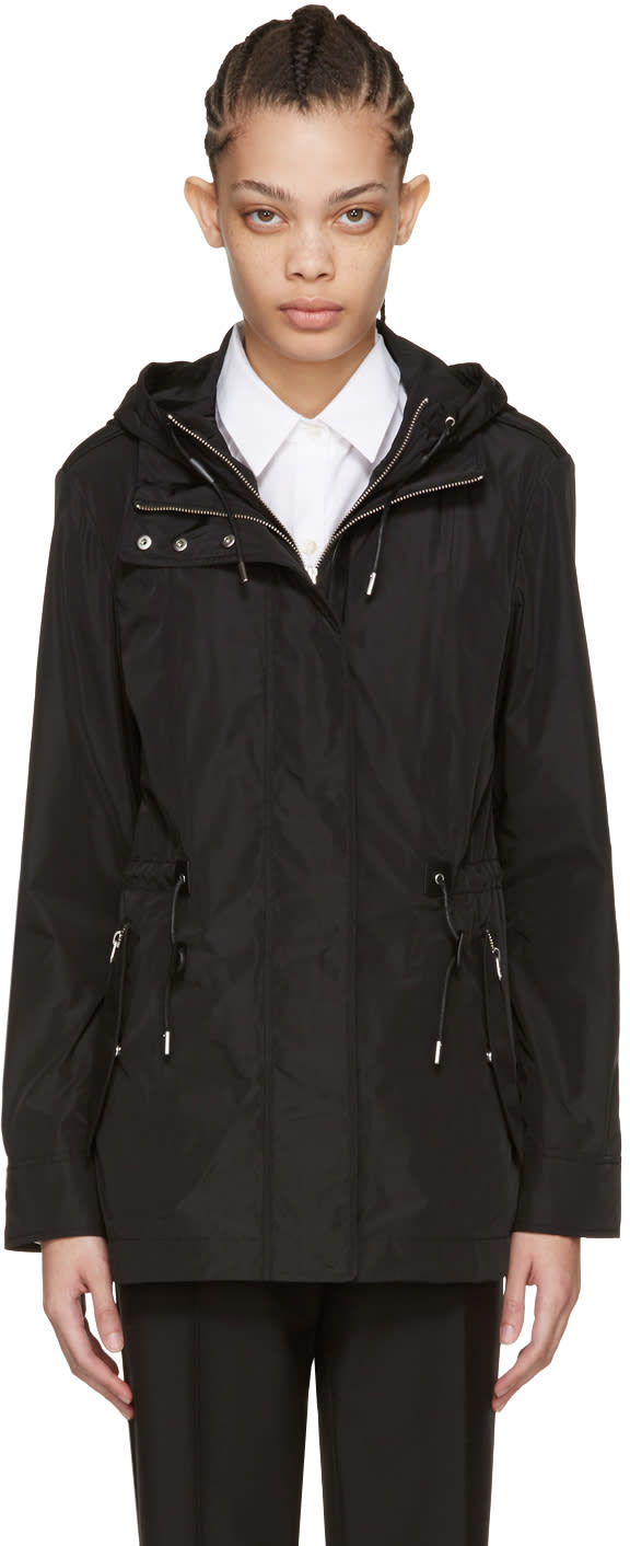 Mackage Black Melita Rain Jacket