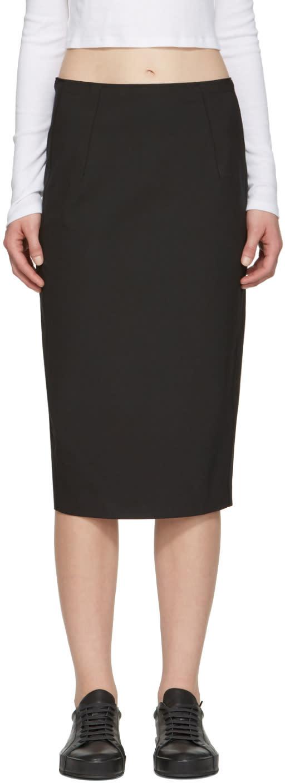Rag and Bone Black Phoebe Skirt