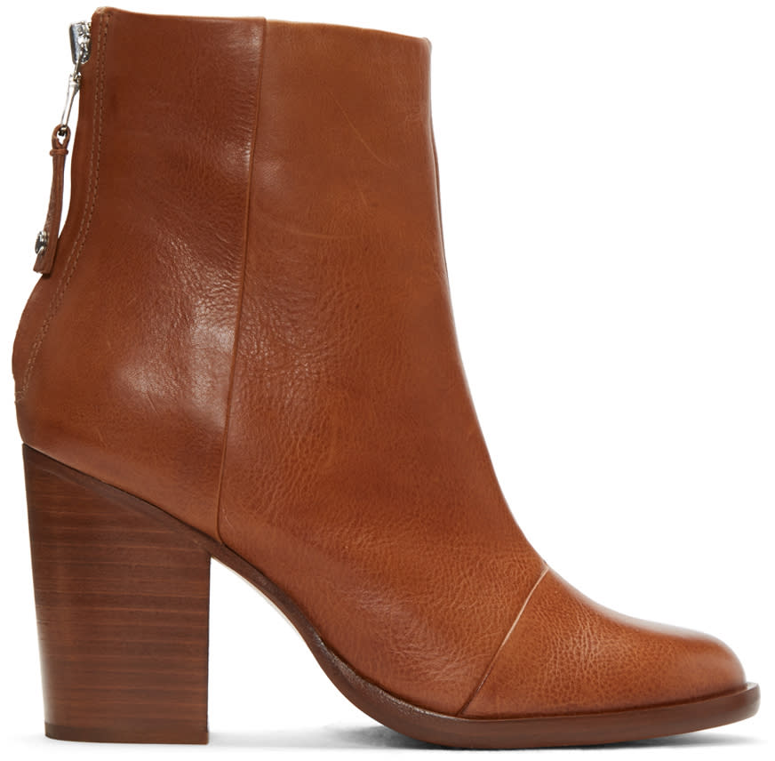 Rag and Bone Tan Ashby Boots
