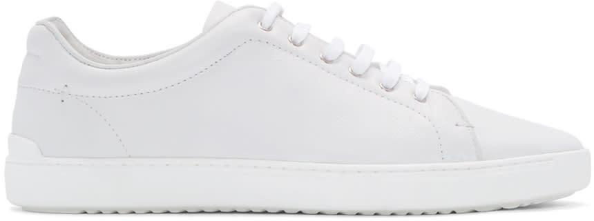 Rag and Bone White Kent Sneakers