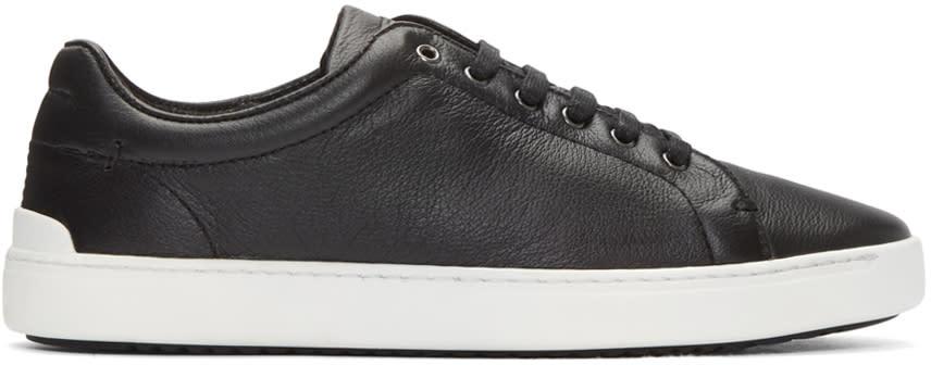 Rag and Bone Black Kent Sneakers