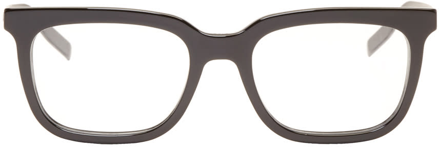Image of Dior Homme Black black Tie 216 Glasses
