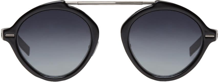 Dior Homme ブラック Dior システム サングラス