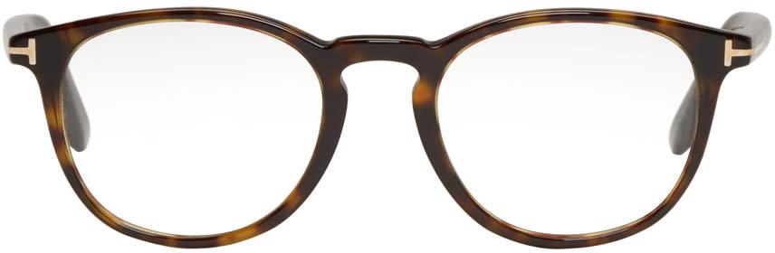 Tom Ford Tortoiseshell Tf 5401 Glasses