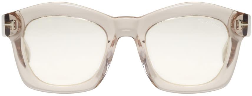 Tom Ford Grey Tf 431 Glasses
