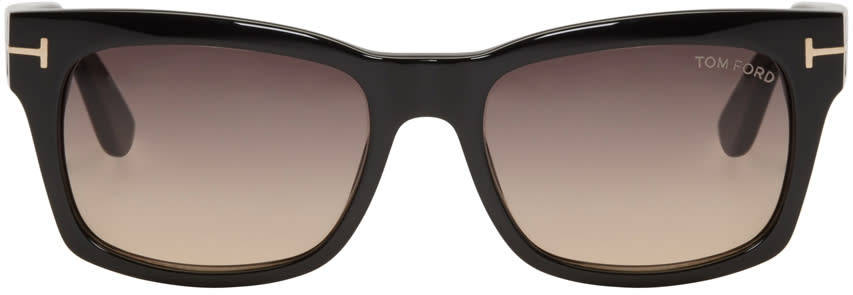 Tom Ford Black Frederik Sunglasses