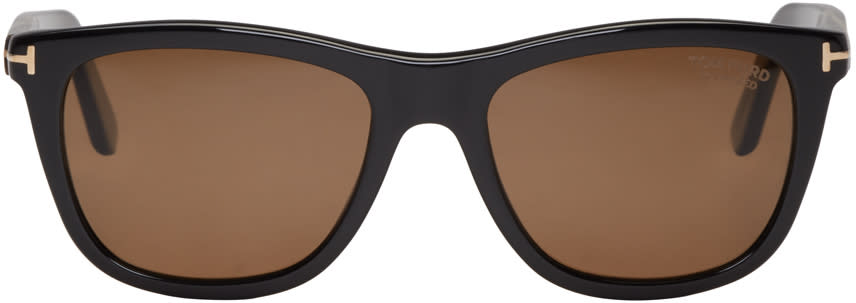 Tom Ford Black Andrew Sunglasses