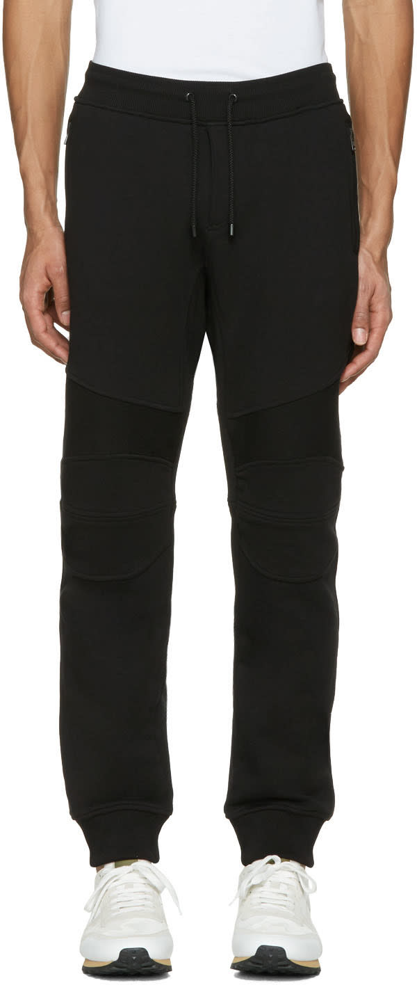 Belstaff Black New Ashdown Lounge Pants