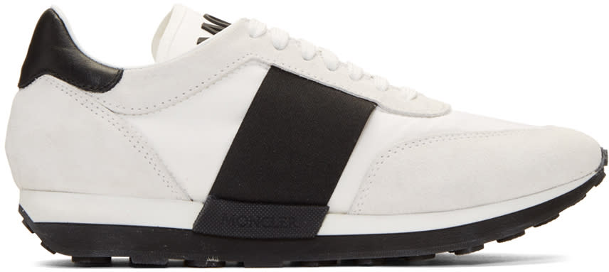 Moncler Off-white Louise Sneakers