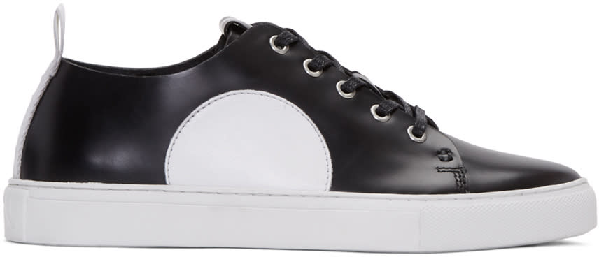 Mcq Alexander Mcqueen Black Chris Sneakers