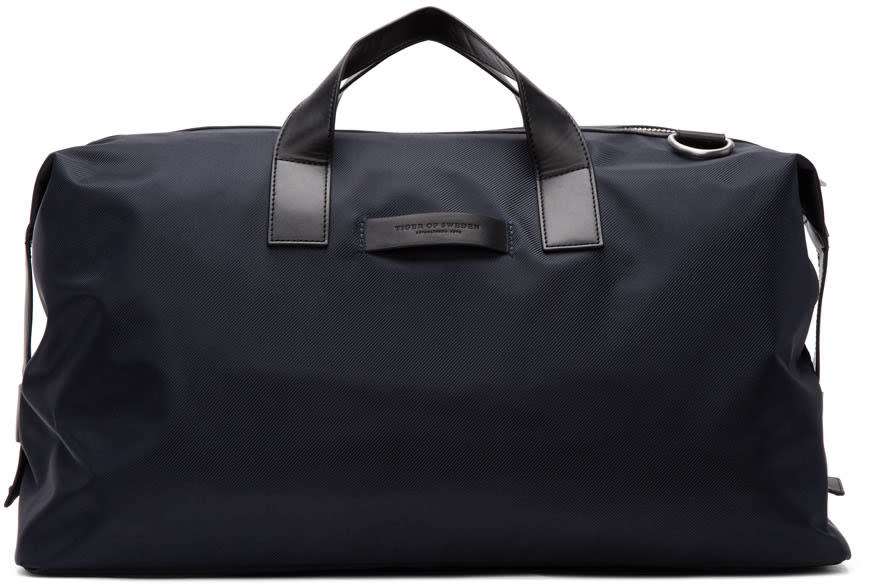 Tiger Of Sweden Navy Fabian Duffle Bag