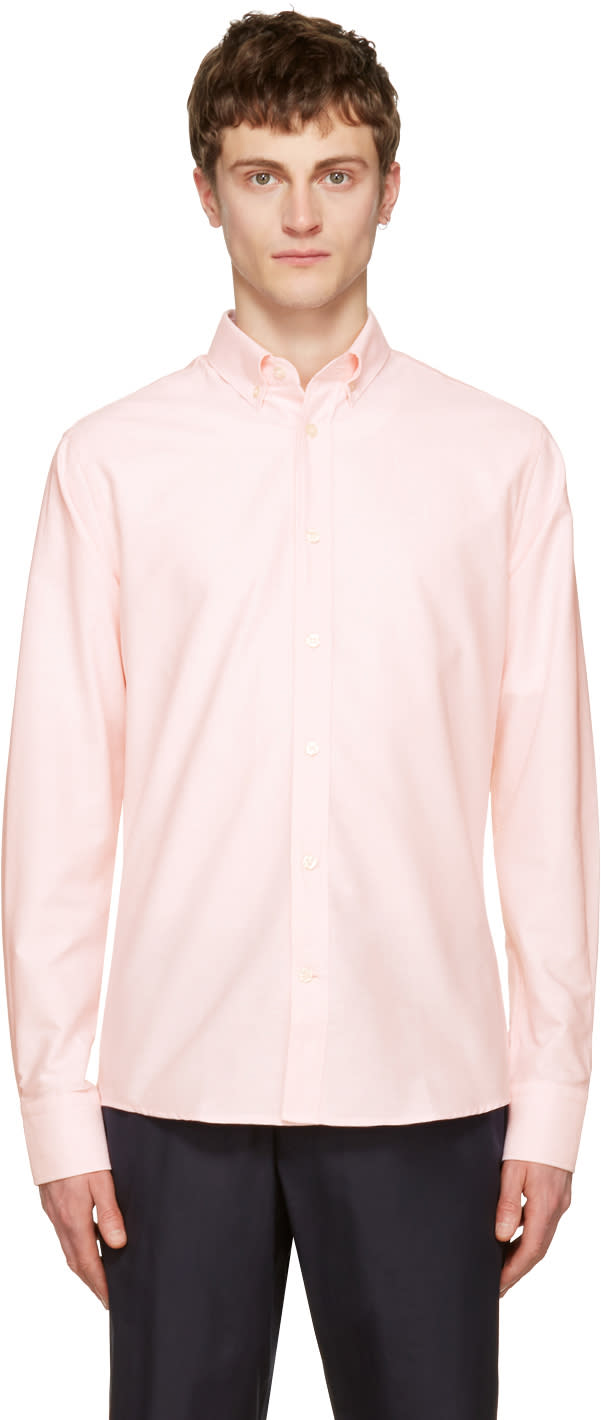 Tiger Of Sweden Pink Donald Shirt