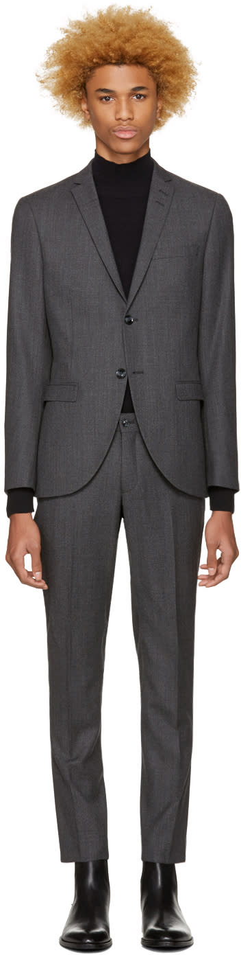Tiger Of Sweden Grey Jill Suit