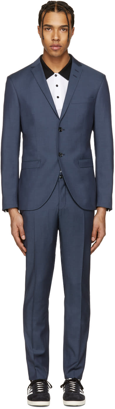 Tiger Of Sweden Blue Jill Suit