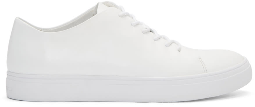 Tiger Of Sweden White Yngve Sneakers