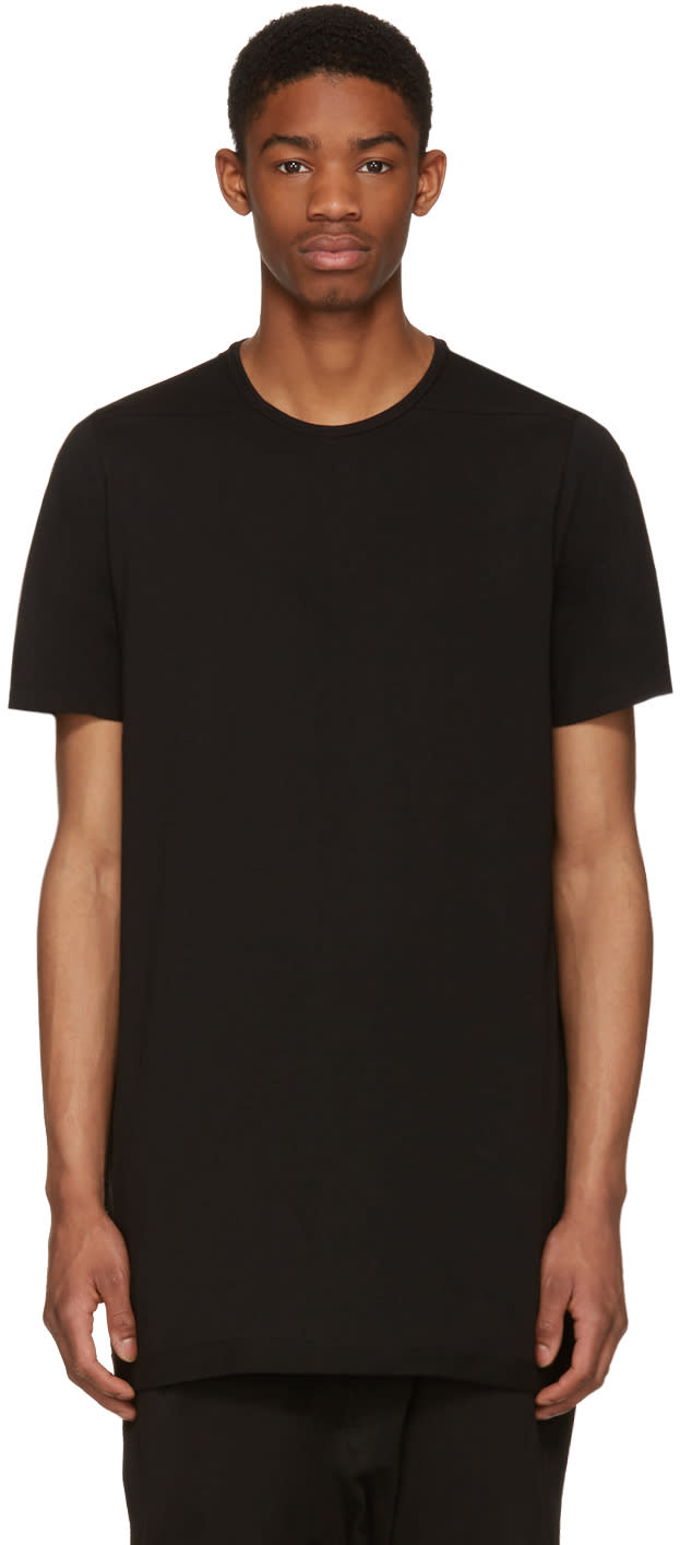 Rick Owens Drkshdw Black Level T-shirt