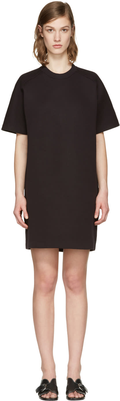 Acne Studios Black Monea Dress