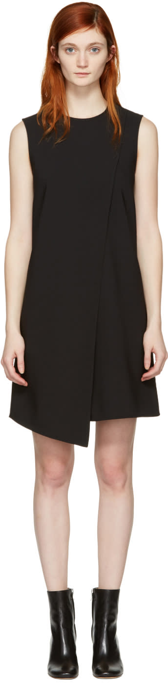 Acne Studios Black Sassa Dress