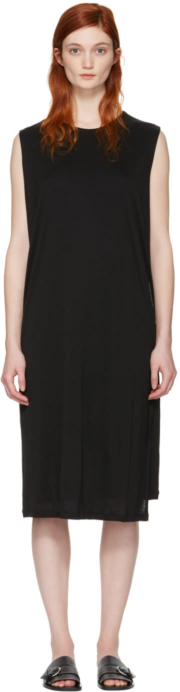Acne Studios Black Kaci Dress