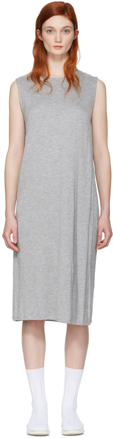 Acne Studios Grey Kaci Dress