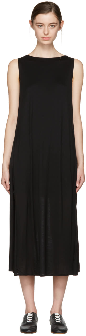 Acne Studios Black Ethel Dress