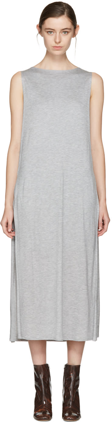 Acne Studios Grey Ethel Dress