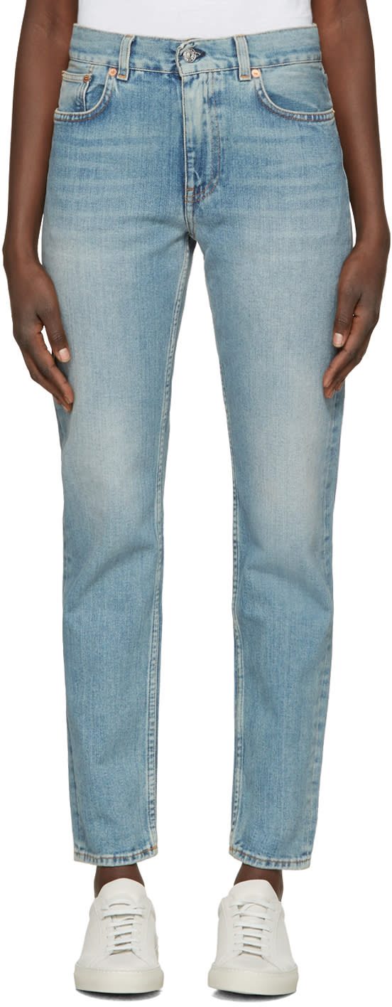 Acne Studios Blue Boy Jeans