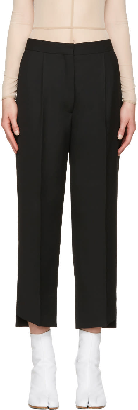 Acne Studios Black Iris Trousers