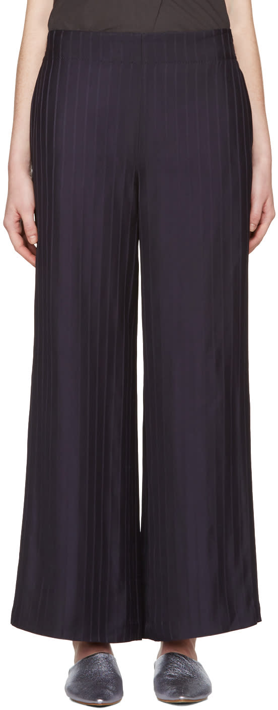 Acne Studios Blue Tennessee Trousers
