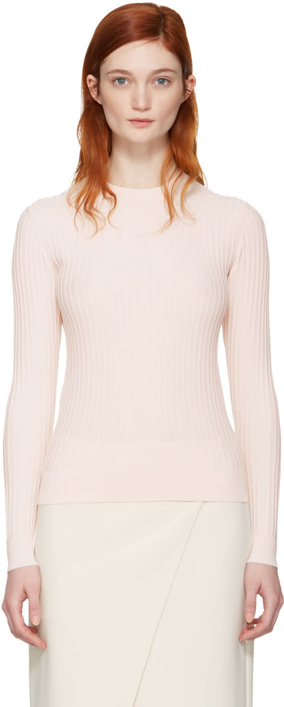 Acne Studios Pink Ives Sweater