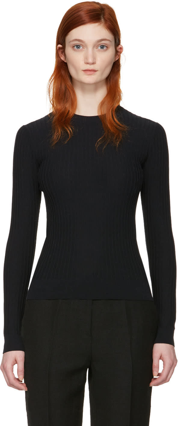 Acne Studios Black Ives Sweater