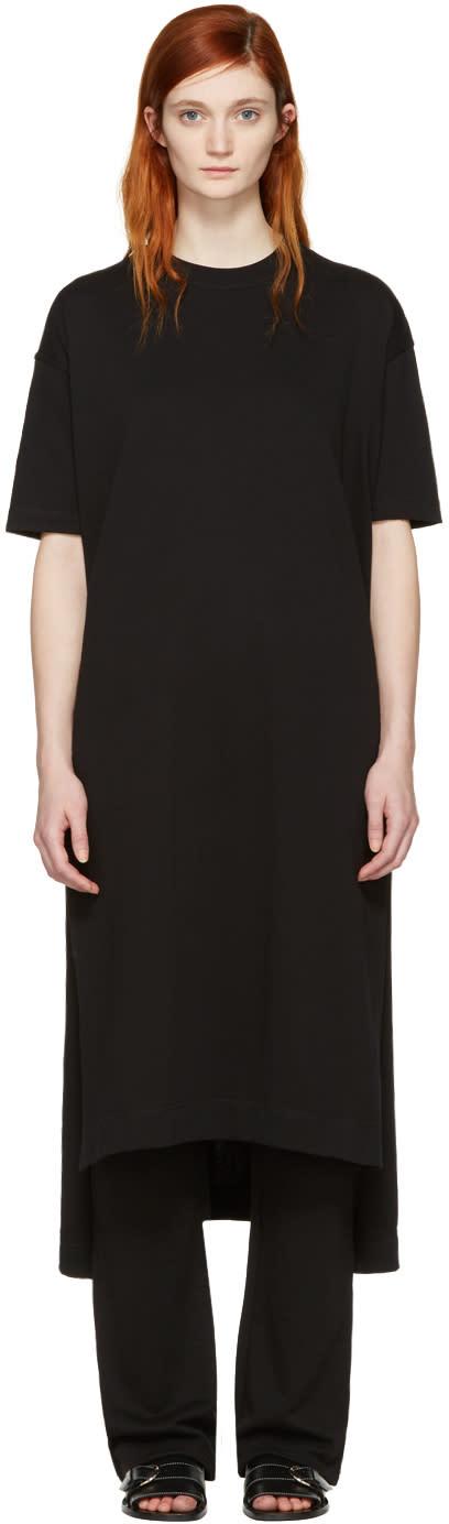 Acne Studios Black Patri Tunic Pullover