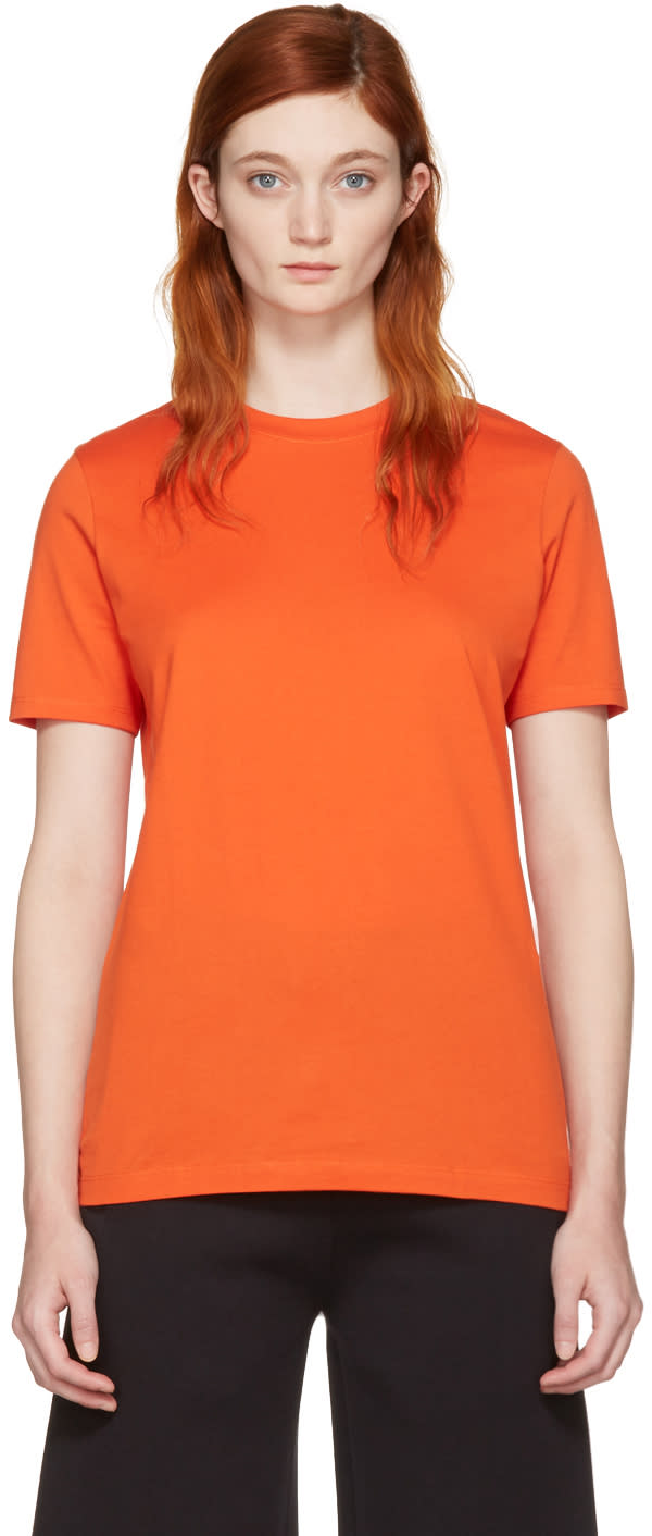 Acne Studios Orange Taline T-shirt