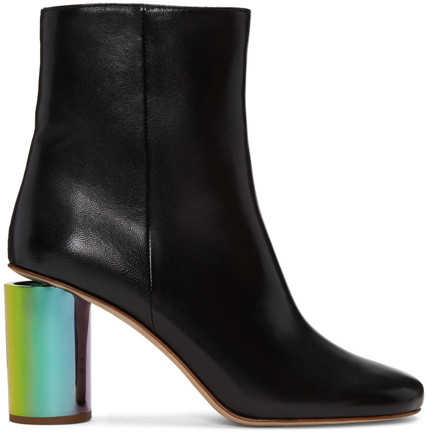Acne Studios Black Althea Boots