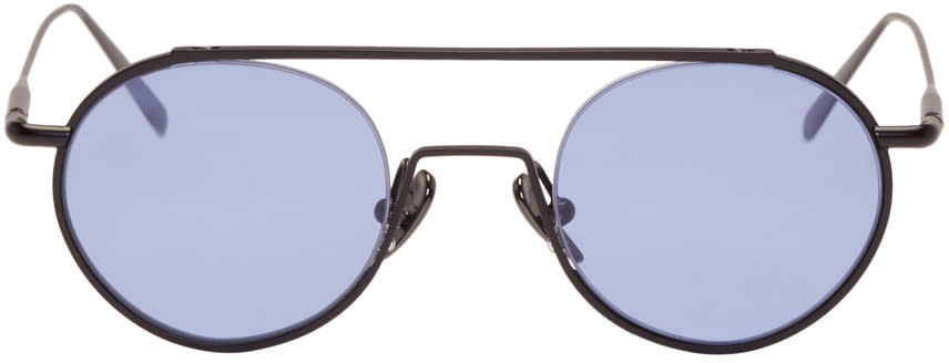 Acne Studios Blue Winston Sunglasses