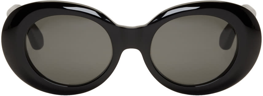 Acne Studios Black Mustang Sunglasses