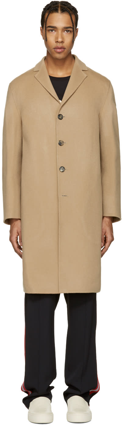 Acne Studios Tan Charlie Coat
