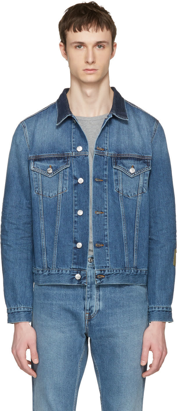Acne Studios Indigo Denim Who Jacket
