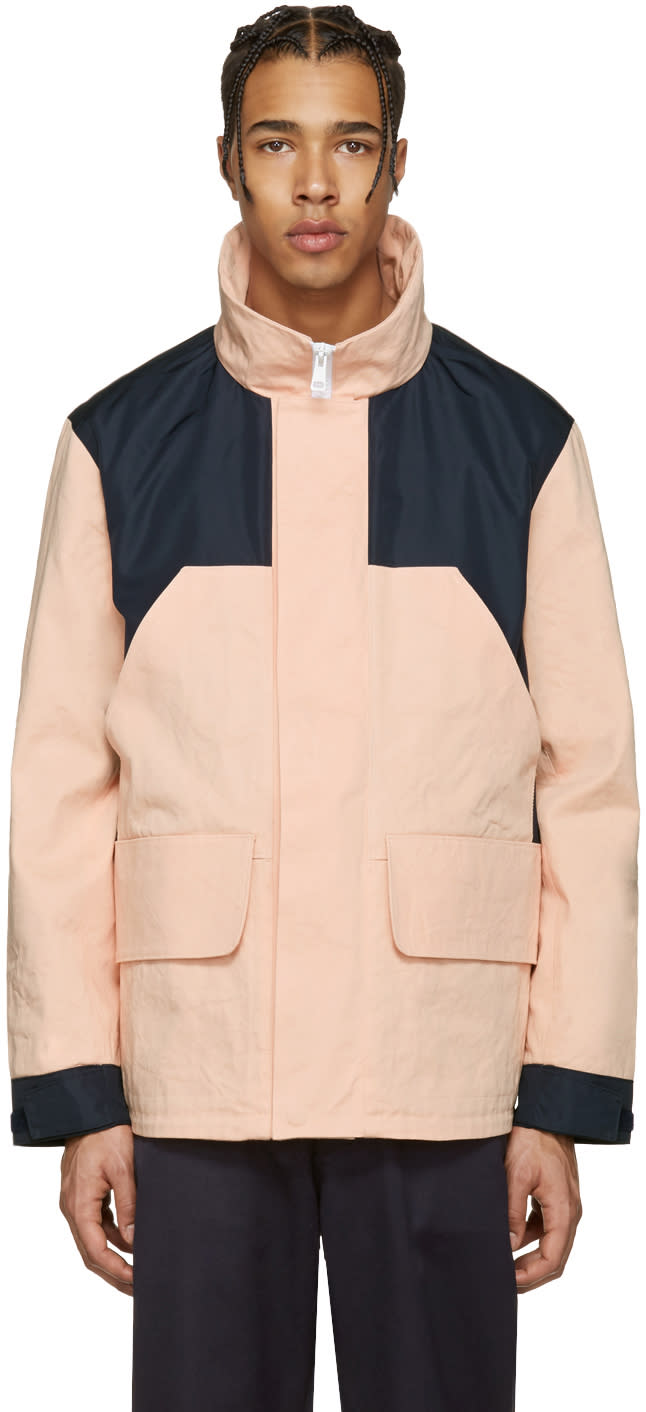 Acne Studios Pink Mt2002 Jacket
