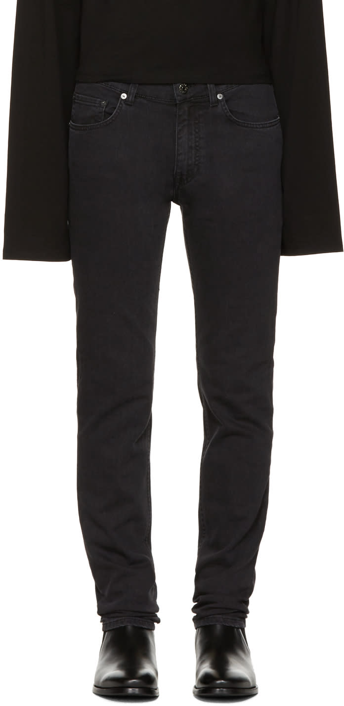 Acne Studios Black Ace Jeans