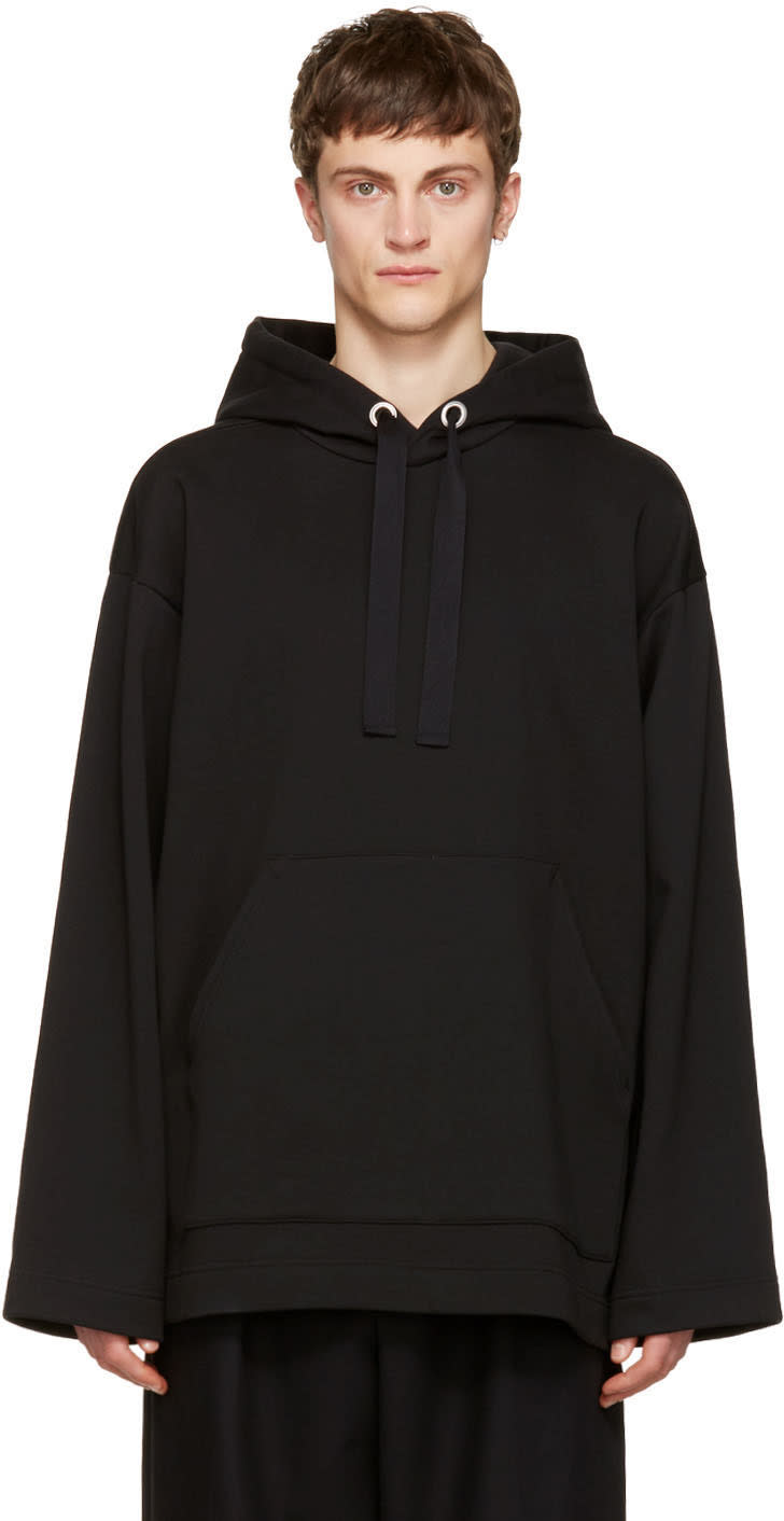 Acne Studios Black Florida Magic Hoodie