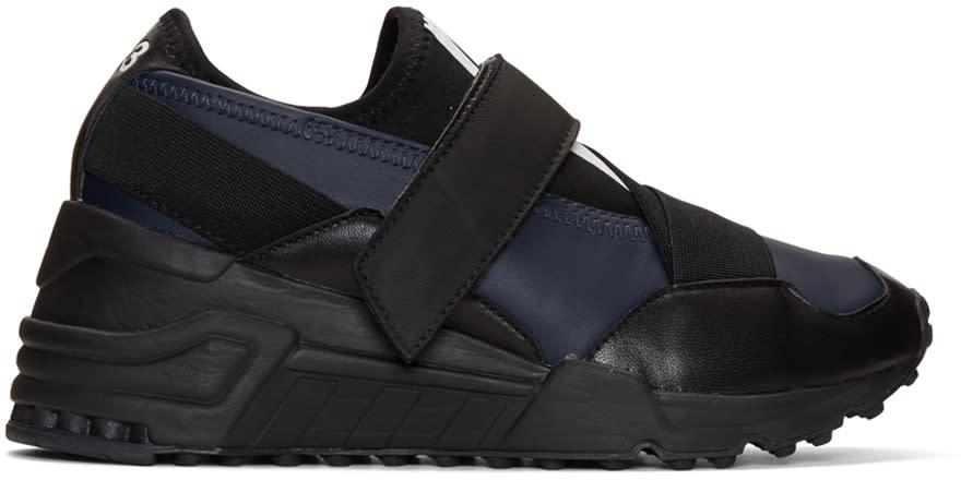 Y-3 Black Astral Sneakers