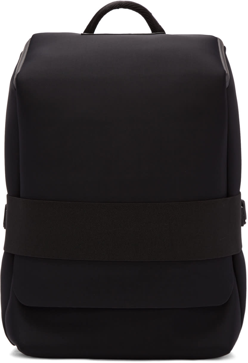 Y-3 Black Small Qasa Backpack