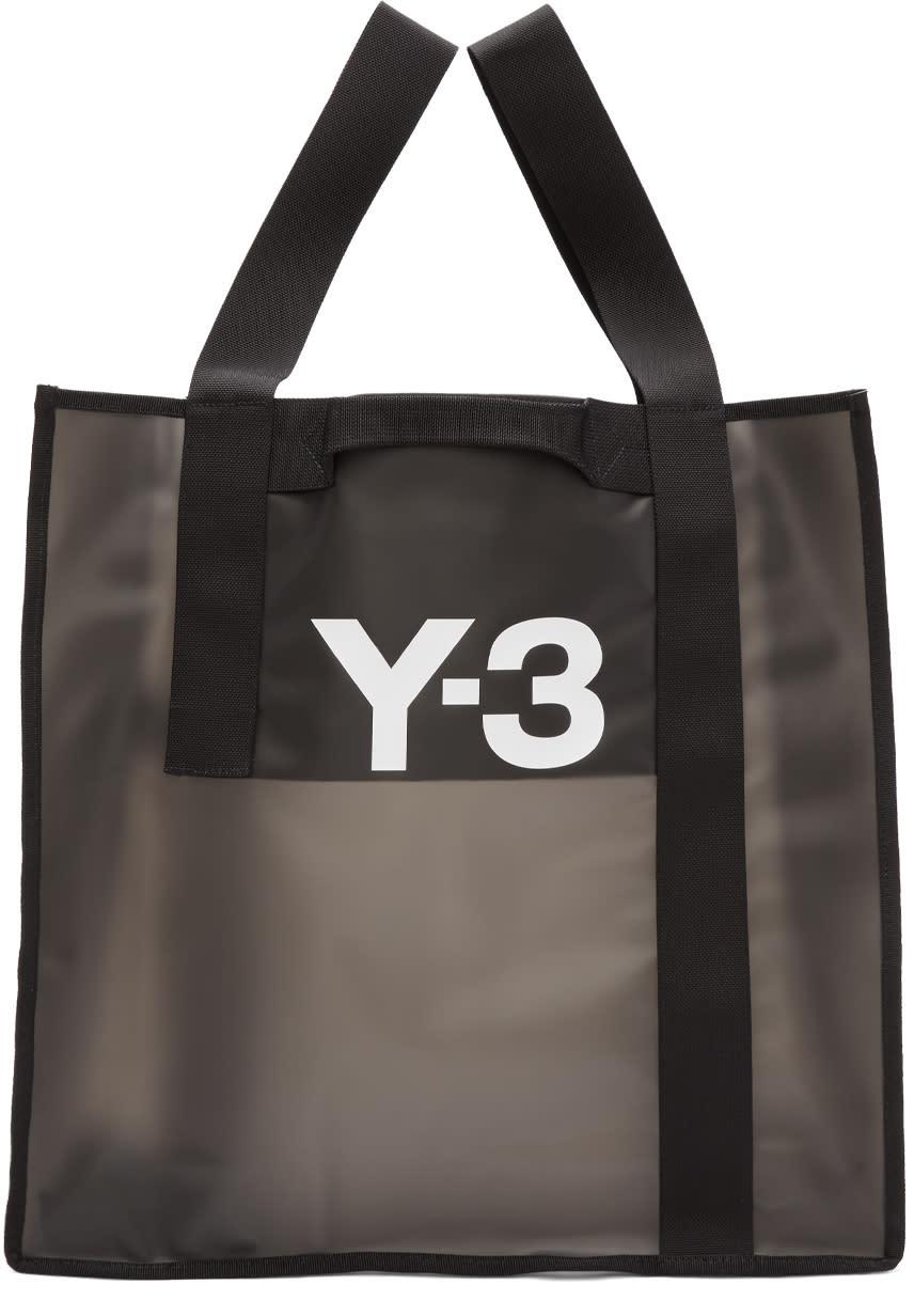 Y-3 ブラック ビーチ トート バッグ