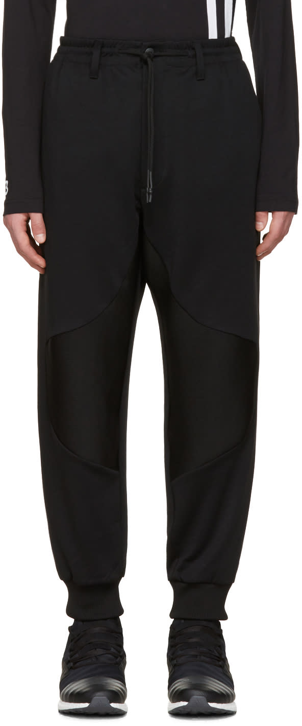 Y-3 Black Core Track Pants