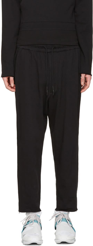Y-3 Black M Trnsfrm Lounge Pants
