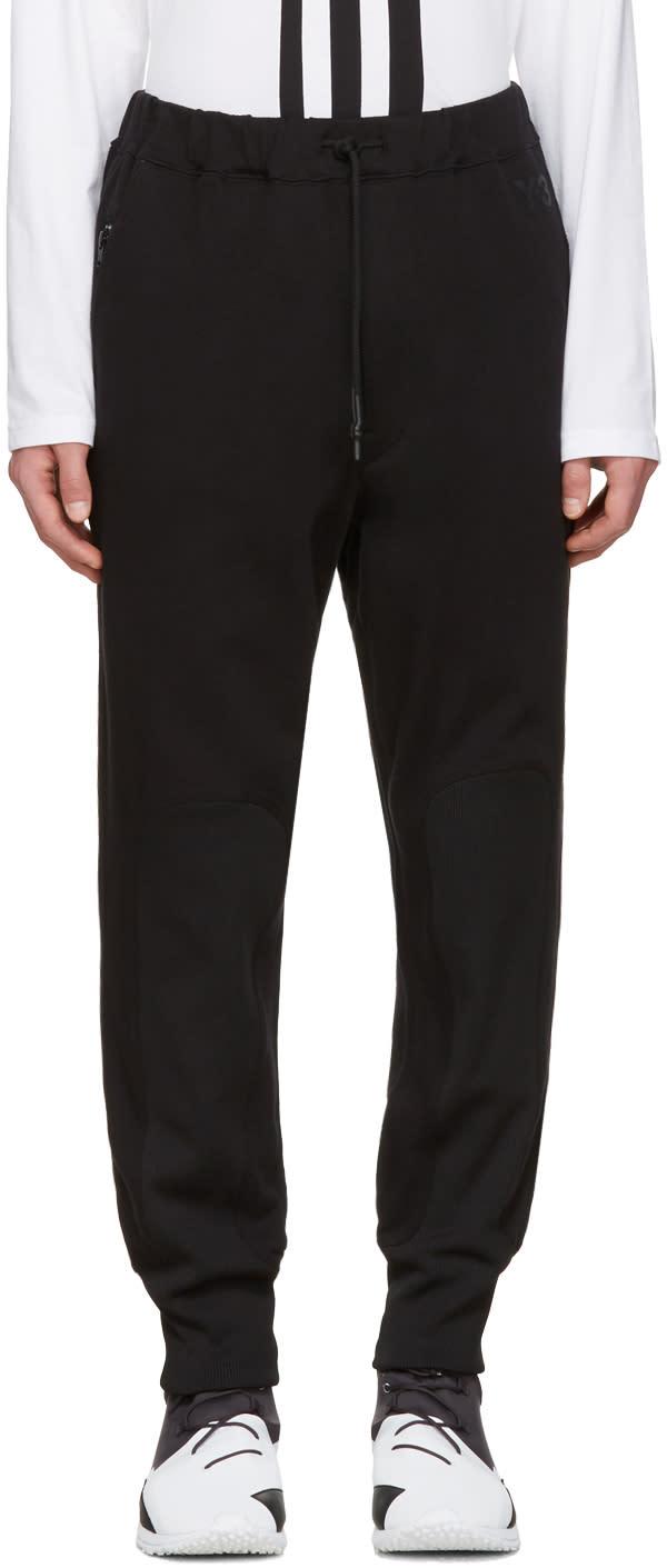 Y-3 Black Future Craft Lounge Pants