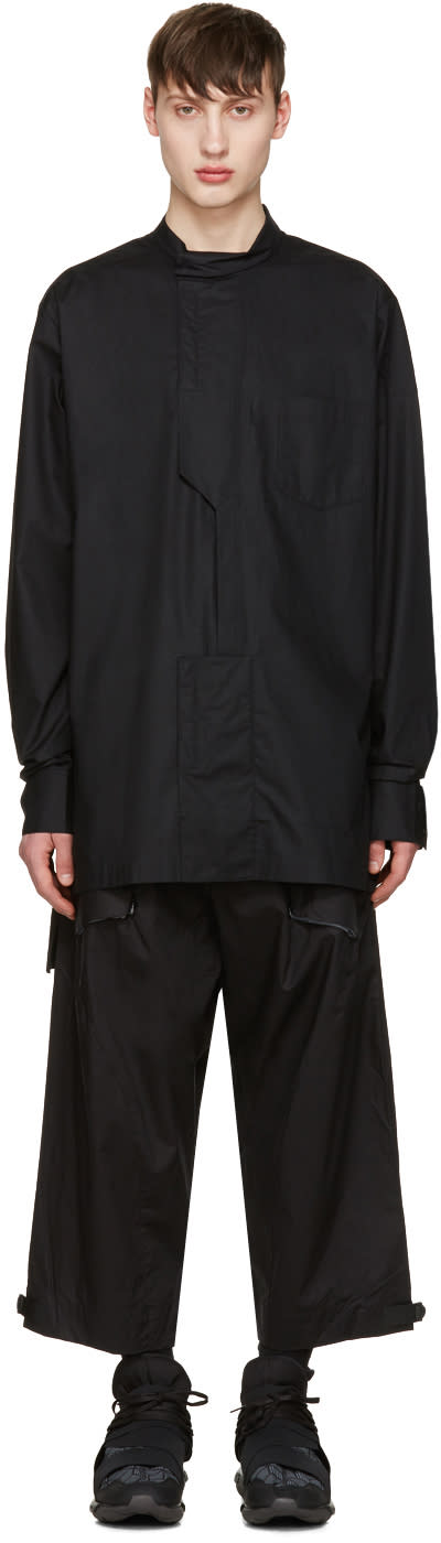Y-3 Black Minimal Shirt